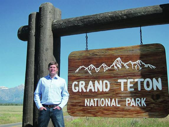 Phil Cameron, executive director of the Yellowstone-Teton Clean Energy Coalition.