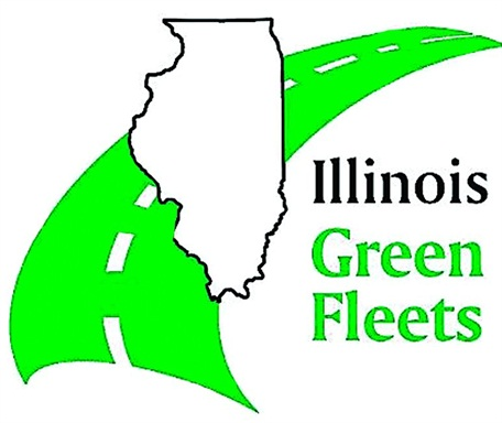 "The Illinois Green Fleets Program works to promote the achievements of fleets in the state that stand out from their peers in ""greening"" their fleet operations."