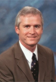 Mitch Jackson, vice president of environmental affairs & sustainability for FedEx Corporation.
