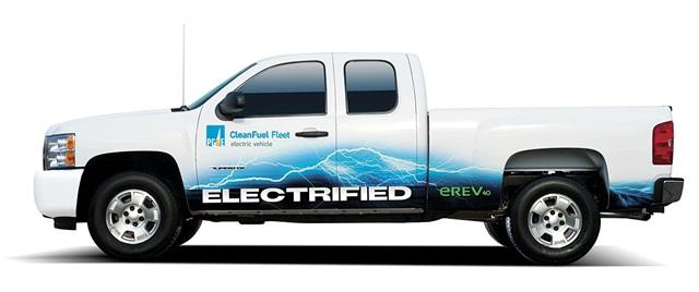 Plug In Hybrid Pickup Truck >> Fleets Testing VIA Motors' Electric Hybrids - Articles ...