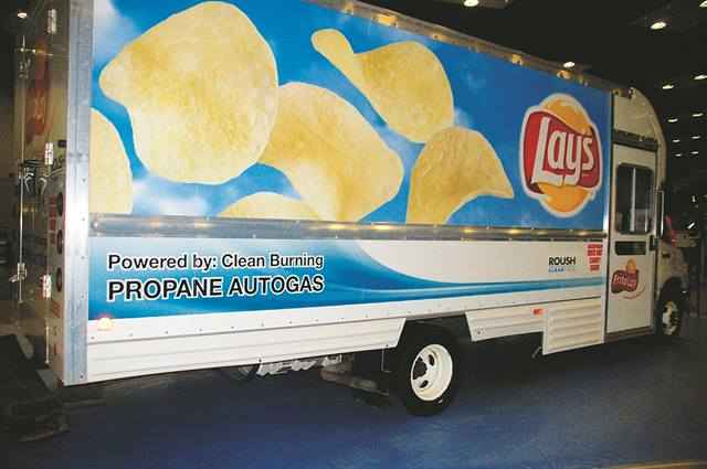 The National Clean Fleets Partnership program is helping 18 mega-fleets, such as Staples and Frito-Lay, incorporate alternative fuels and fuel-saving measures into their operations.
