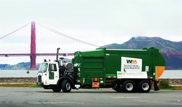 About 1,000 Waste Management collection trucks currently run on CNG, and the company is purchasing 500 additional CNG trucks this year.
