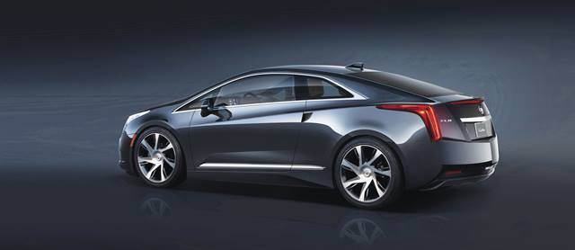 Buyers of the Cadillac ELR (above), Chevrolet Volt or Chevrolet Spark EV receive a ChargePoint card that allows access to more than 17,000 charging stations nationwide, most of them at