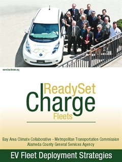 Head co-authored this guide with the Bay Area Climate Collaborative for fleet managers about deploying EV vehicles.