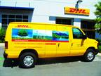 DHL Express recently rolled out 100 ROUSH CleanTech propane-autogas vans in California, Florida, Georgia, Missouri, and Texas. The DHL fleet operates more than 4,000 alternative-fuel vehicles world