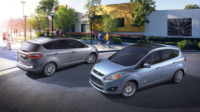 With the addition of the new C-MAX Energi plug-in hybrids, GE's alternative-fuel fleet will grow to more than 5,000.