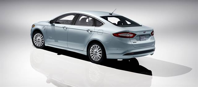 The 2013 Ford Fusion Energi plug-in hybrid is due in the fall.