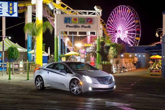 2014 Cadillac ELR. Photo courtesy of Cadillac.