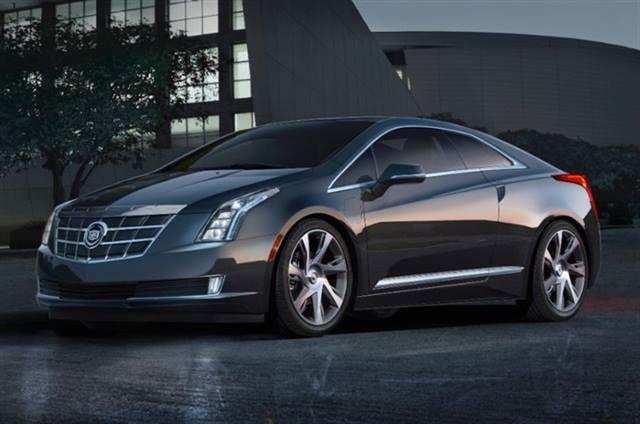 2014 Cadillac ELR photo courtesy of General Motors.