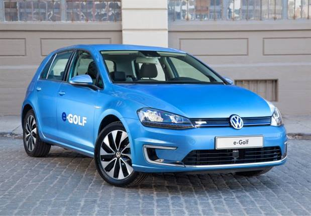 Photo of 2015 e-Golf courtesy of Volkswagen.