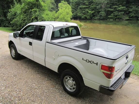 Altech-Eco Ford CNG F-150 3.7L.Photo courtesy Business Wire