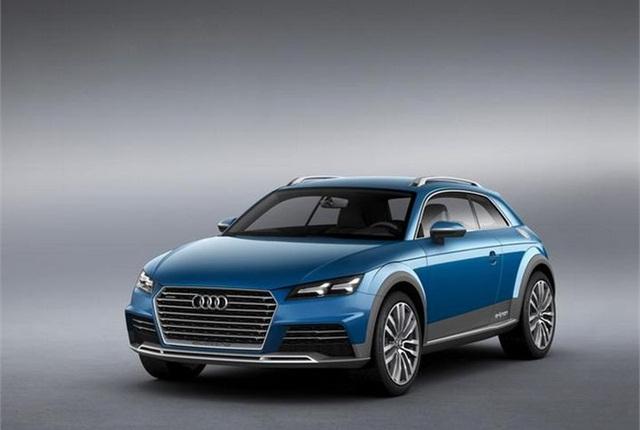 Photo courtesy Audi.