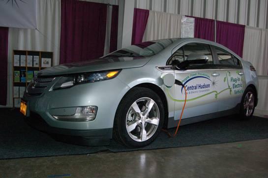 Central Hudson's new Chevrolet Volt