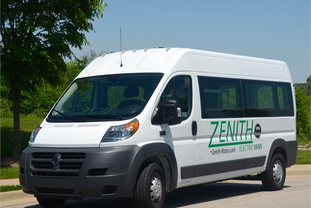 Photo courtesy of Zenith Motors.