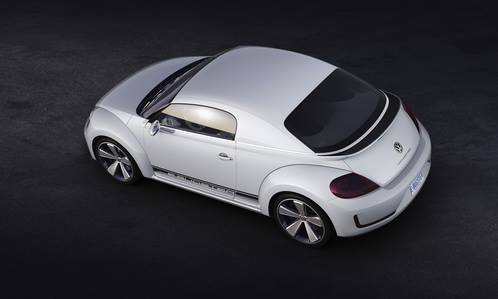 Volkswagen E-Bugster Concept EV