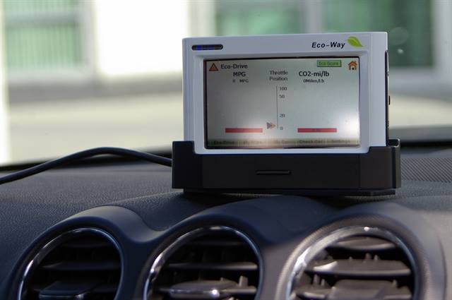 Eco-driving device from Earthrise Technology