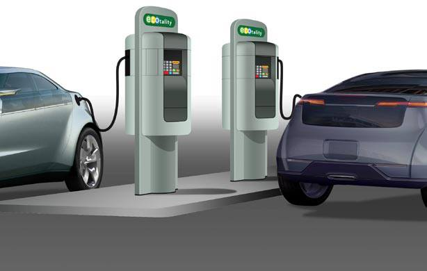 As manager of the EV Project, ECOtality is overseeing installation of about 14,000 commercial and residential charging stations to help establish a nationwide EV infrastructure.