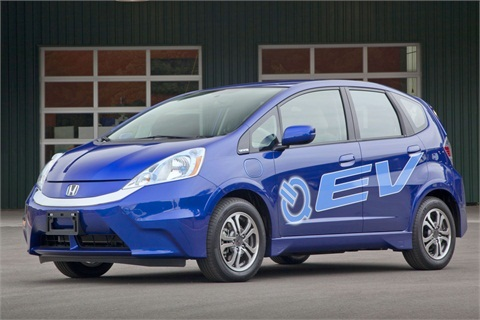 Full EPA MPGe ratings for the Fit EV are 132/105/118 city/highway/combined, according to the automaker.