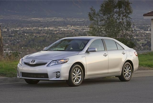 Photo Of Toyota Camry Hybrid Courtesy