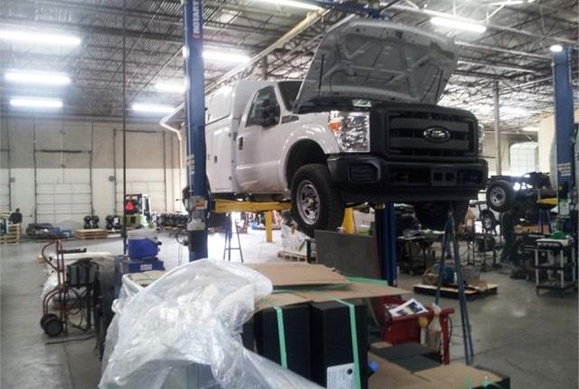 Photo of Westport's Dallas facility courtesy of Westport.