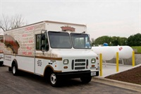 "<p> </p><p>Alpha Baking selects Penske Truck Leasing to maintain its new ROUSH CleanTech alternative-fueled truck fleet.</p><p><span style=""color: #464646; font-family: Helvetica, Arial, sans-serif; font-size: 11px; font-style: normal; font-variant: normal; font-weight: bold; letter-spacing: normal; line-height: 14px; orphans: auto; text-align: left; text-indent: 0px; text-transform: none; white-space: normal; widows: auto; word-spacing: 0px; -webkit-text-stroke-width: 0px; background-color: #ffffff; display: inline !important; float: none;""><br /></span></p>"