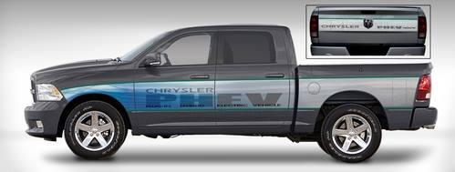 Chrysler Ram 1500 PHEV