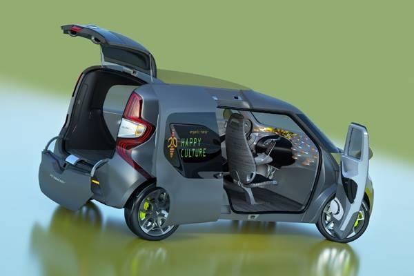 Renault Frendzy concept EV
