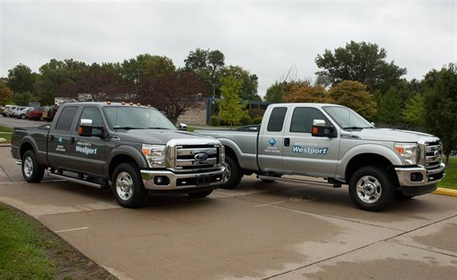 Natural Gas Conversions For Pickup Trucks