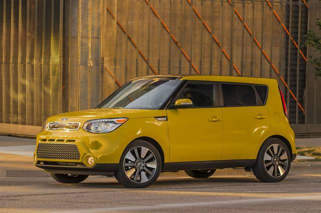 The all-new 2014 Kia Soul will soon have an all-electric counterpart.