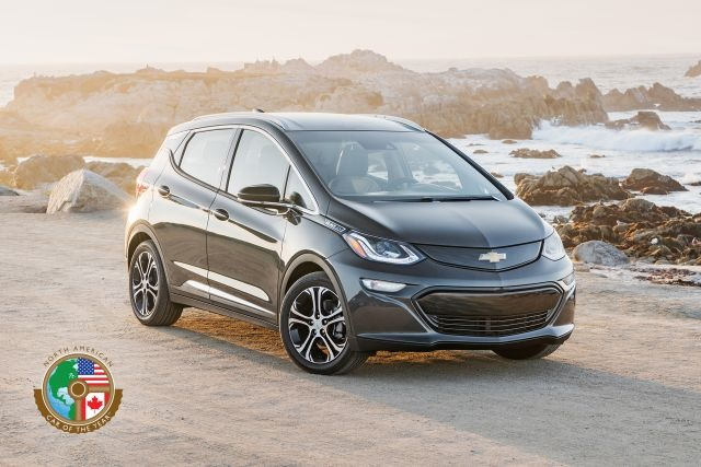 2017 Chevrolet Bolt (photo courtesy of General Motors)