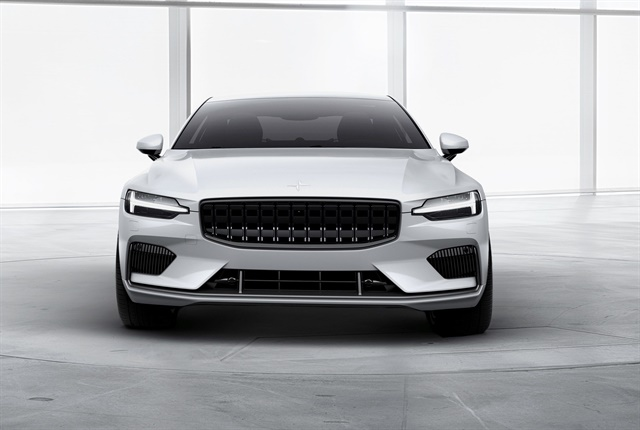 Image of the Polestar 1 concept courtesy of the Volvo.