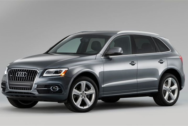 Photo of 2013-2015 Q5 courtesy of Audi.