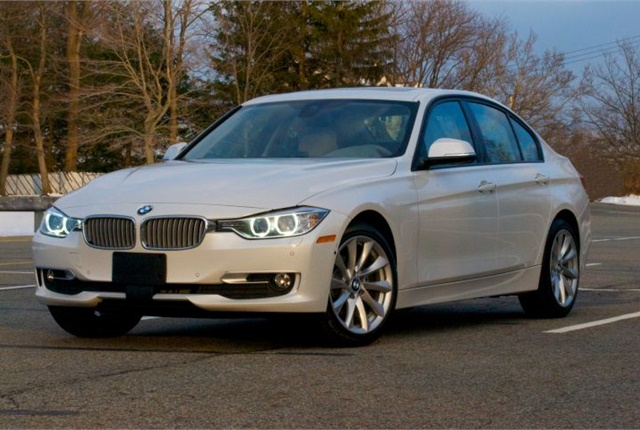Photo of 328d sedan courtesy of BMW.