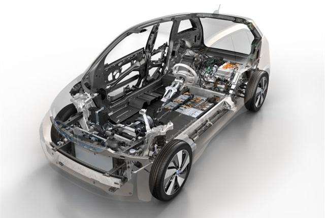 Photo of i3 courtesy of BMW.