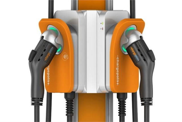 Photo of CPF25 courtesy of ChargePoint.