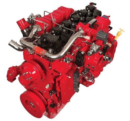 Cummins Westport ISB6.7 G Engine (Image courtesy of Cummins)
