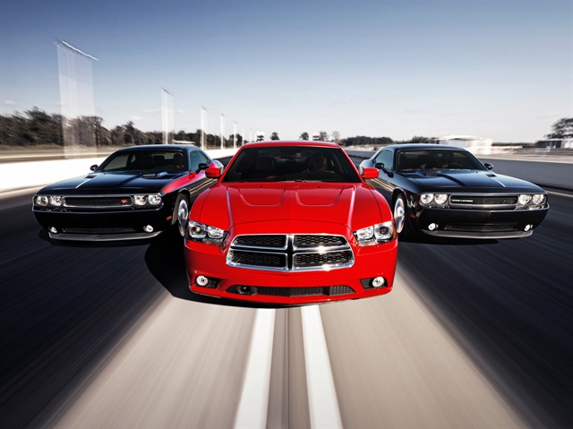 2014 Dodge Charger photo courtesy of Chrysler.