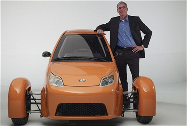 Photo via Elio Motors.