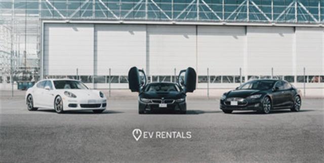 Photo courtesy of CNW Group/EV Rentals
