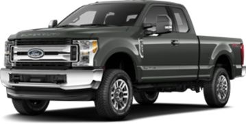 Technicians will convert a 2017 Ford F-250 at NTEA's The Work Truck Show. (Photo courtesy of Alliance AutoGas)