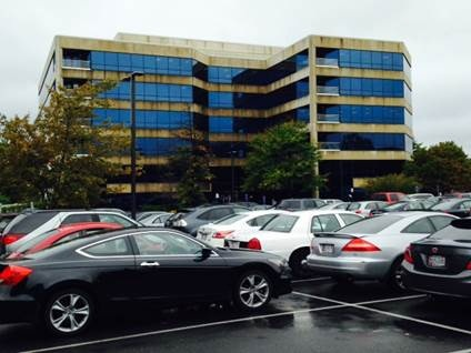 Photo of Prince George's County motor pool courtesy of Agile Access Control.