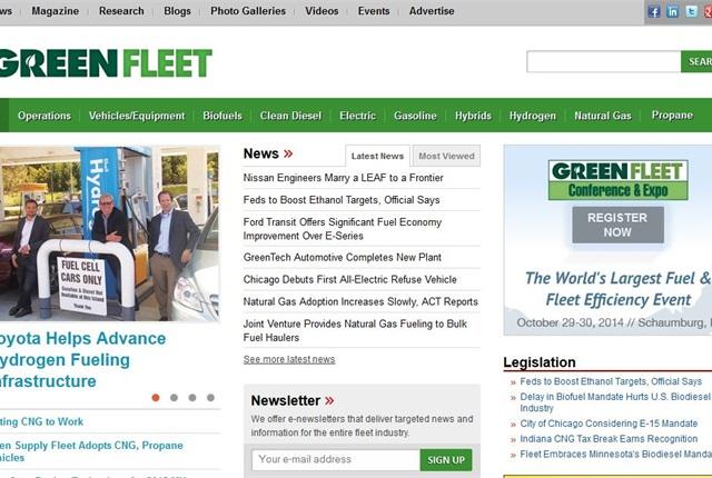 Screenshot via GreenFleetMagazine.com.