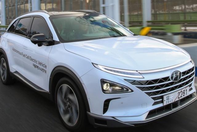 Photo of Nexo courtesy of Hyundai.