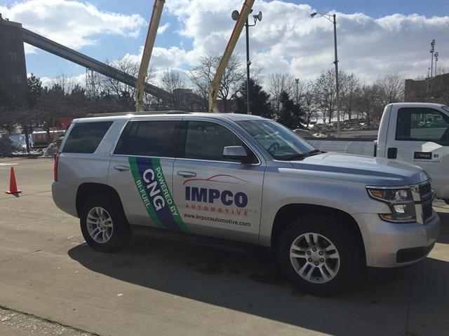 Photo courtesy of IMPCO Automotive.