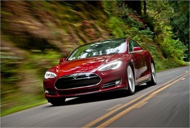 Photo courtesy of Tesla.