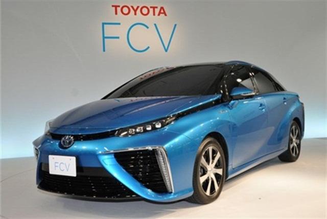 Photo courtesy of Toyota