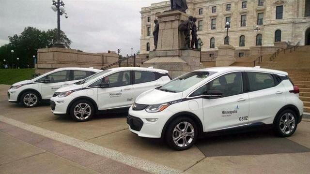 Photo via City of Minneapolis Electric Vehicle Study