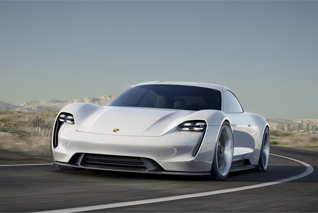 Photo courtesy of Porsche.