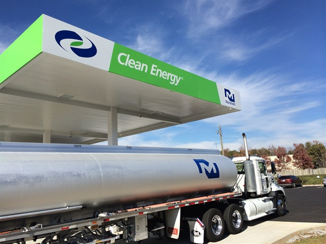 Photo: Clean Energy Fuels