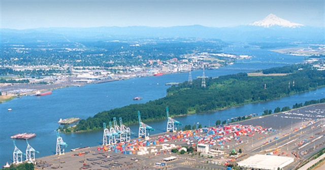 Photo via Port of Portland